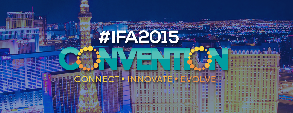 IFA 2015 Convention Banner