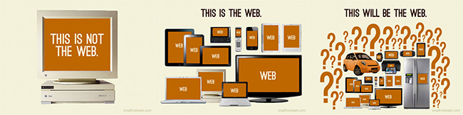 Brad Frost This is the Web