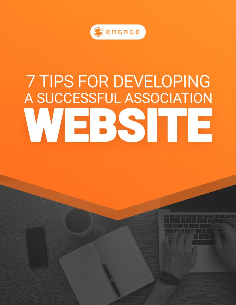association website tips