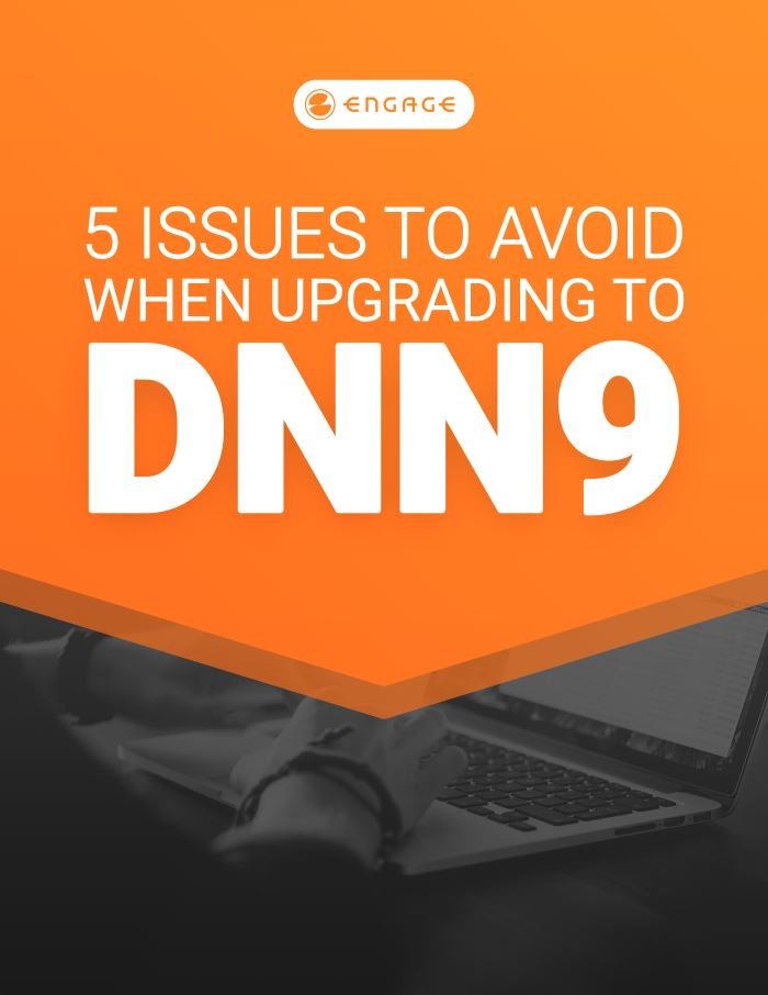 DNN 9 Upgrade Guide